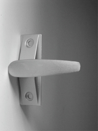 Door Hardware - Latch Handle